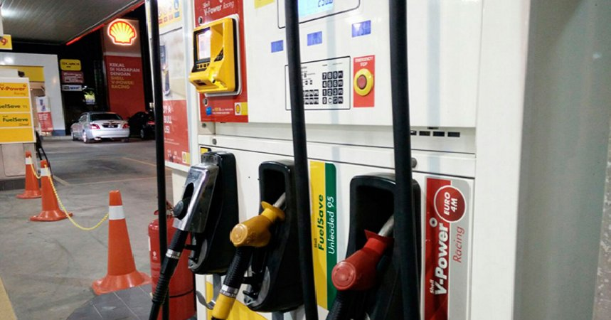 All Shell Stations In Malaysia Only Accepts Cash For Now Due To Technical Difficulties - World Of Buzz