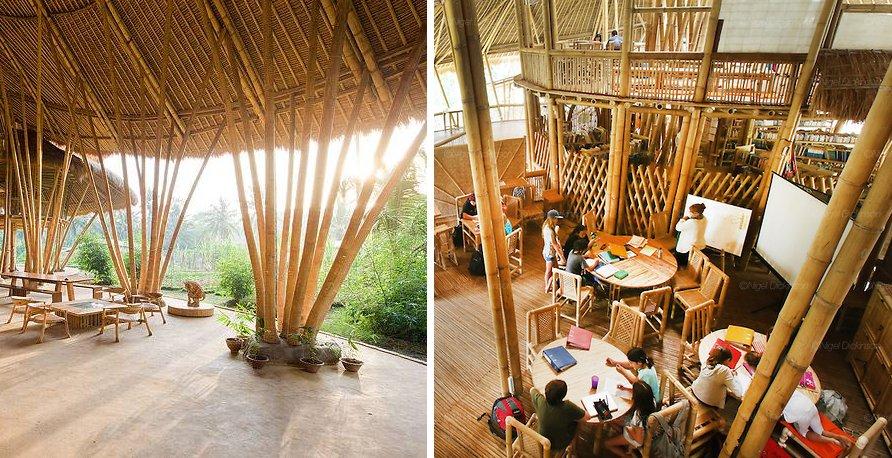 Bali's Green School Is Probably The Most Beautiful School Ever, Gets Prestigious Award - World Of Buzz