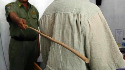 Corrupted Civil Servants Should Be Punished By Being Caned, Officials Said - World Of Buzz 1