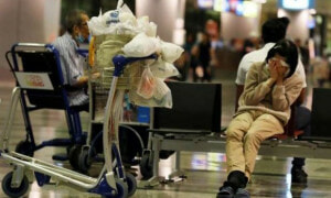 For 8 Years, this Woman has Been Living at Singapore's Changi Airport - World Of Buzz