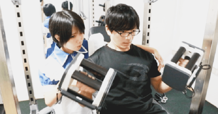 From Cafes To Gym, Japanese Maids Are Here To Motivate You To Workout - World Of Buzz 4