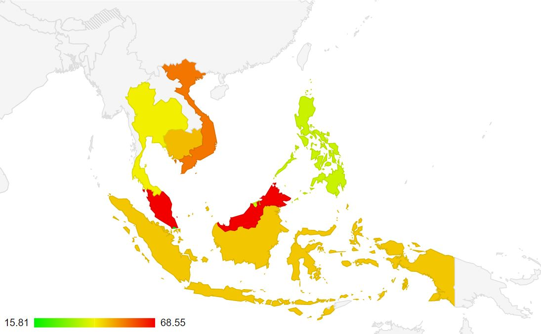 Malaysia Ranks Number 1 In South East Asia For Highest Crime Rate - World Of Buzz 1