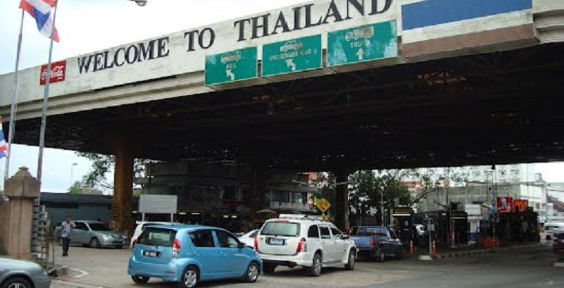 Malaysian Man Drives Over 2,500Km To Find Cheating Ex-Wife From Thailand - World Of Buzz 4