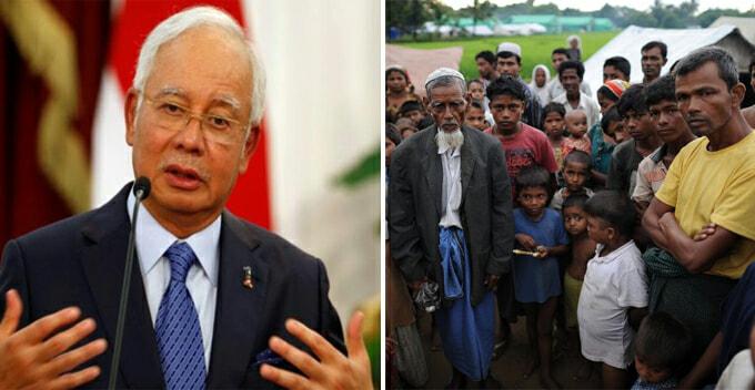 Malaysian Netizens Criticize Najib For Giving Rm 10M To Help Rohingyas - World Of Buzz 3
