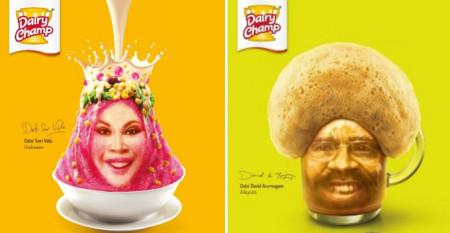 Malaysians Mind-Blown By Billboards Featuring Datuk David Arumugam And Datuk Vida - World Of Buzz 5