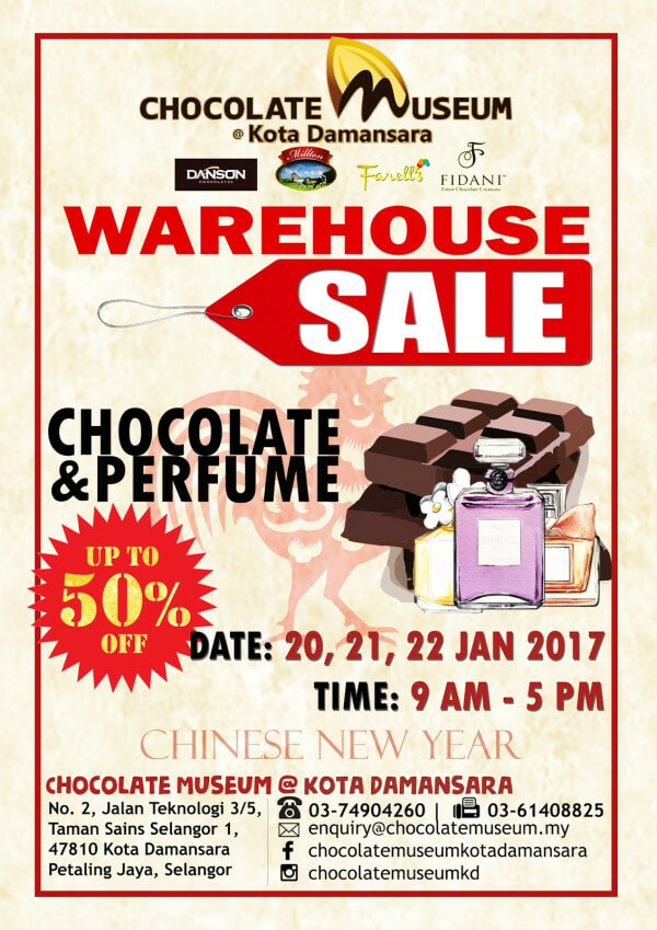 Malaysia's First Ever Chocolate Museum Are Having Sales For Chinese New Year - World Of Buzz 8