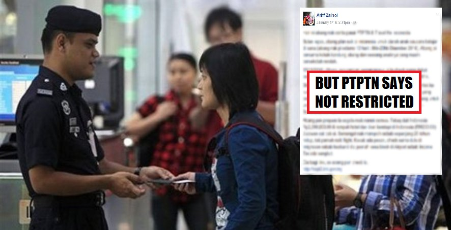 M'sian Explains Why You Should Ensure You're Not Blacklisted Before Planning Overseas Trip - World Of Buzz 6