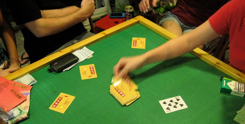 Police: Malaysians Who Gamble Regardless Of The Amount During CNY Will Be Locked Up - World Of Buzz 1