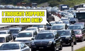 "[TEST] 7 Things Malaysians Who ""Balik Kampung"" By Car For Chinese New Year Can Relate To - World Of Buzz"