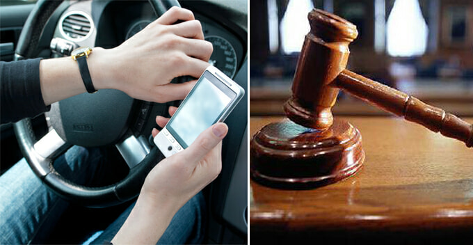 Using Smartphone While Driving Will Be Charged In Court And Fined Up To Rm2,000 - World Of Buzz 4