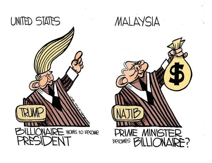 Zunar's Cartoon and Case Highlighted at World Economic Forum - World Of Buzz 3