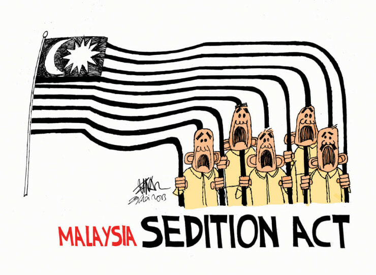 Zunar's Cartoon and Case Highlighted at World Economic Forum - World Of Buzz 6