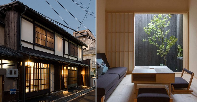 4 M'sian And S'porean Men Buys Old Building In Kyoto, Turns It Into Jaw-Dropping Architecture - World Of Buzz