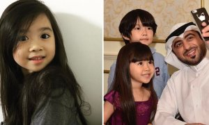 8-Year-Old Korean Became Famous After Rich Middle Eastern Men Found Her Videos - World Of Buzz 3