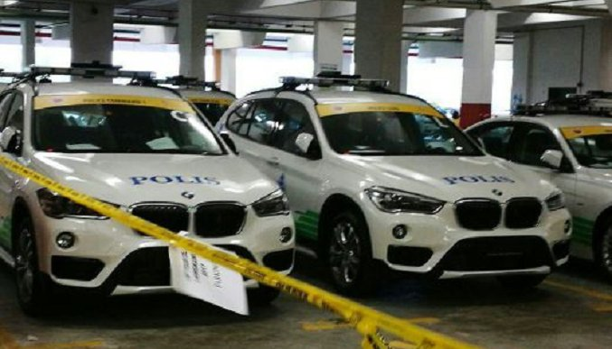 Are Malaysian Police Cars Really Being Upgraded To Bmws? - World Of Buzz