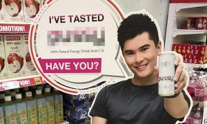 Cardboard Cutout Ad In Hypermarket Got Singaporean Turning Heads - World Of Buzz 1