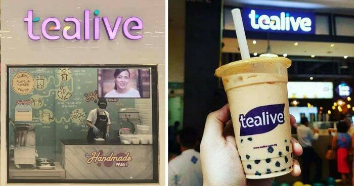 Chatime Will Now Be Called 'Tealive', CEO Plans On Opening More Outlets For Malaysians - World Of Buzz 8