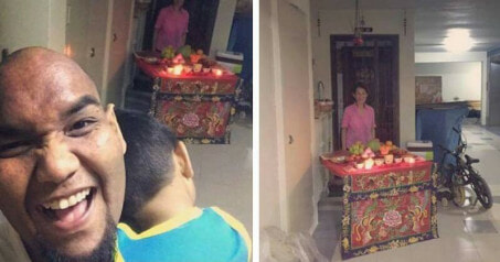 Considerate Lady Asks Permission From Neighbour Before Burning Incense, - World Of Buzz 1