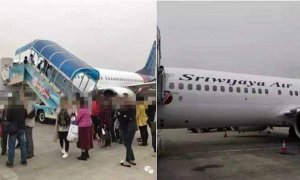 Indonesia Based Airline Flight Turned Back After Realizing The Door Is Still Open - World Of Buzz 4