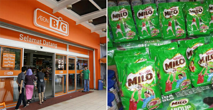 Malaysian Family Man Jailed For 1 Day After Caught Stealing 4 Packets Of Milo - World Of Buzz 3