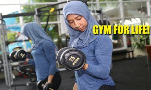 Malaysian Fitness Instructor Criticised For Wearing Body-hugging Sports Attire - World Of Buzz