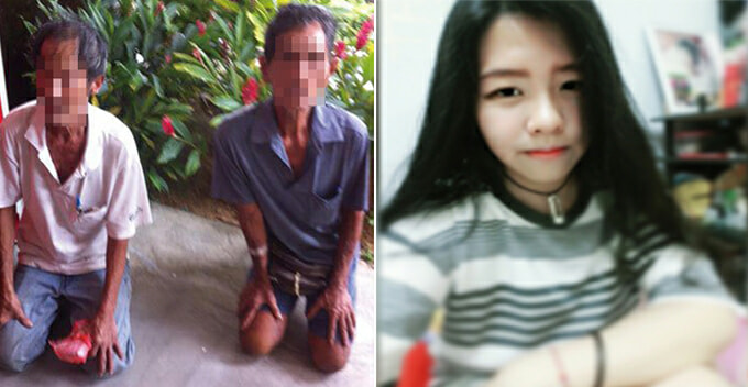 Malaysian Lorry Drivers Kneel Down Before Victim's Family After Hit 18-Yo Birthday Girl - World Of Buzz