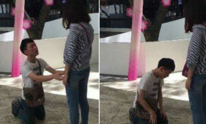 S'porean Man Didn't Buy Anything For Girlfriend For Valentine's Day, GF Goes Berserk - World Of Buzz 1