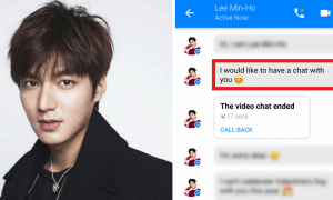 [TEST] Malaysians Can Now Receive Personalised Valentine's Messages From Korean Hottie Lee Min-Ho - World Of Buzz 4