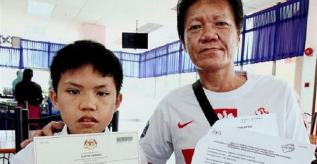 11 Year-Old Denied Citizenship Despite Being Born In Malaysia - World Of Buzz