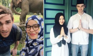 Dutch Guy Travelling 60 Countries Finds His Soulmate in Indonesia And Embraces Islam - World Of Buzz 1