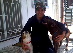 Malaysian Mufti Explains that Muslims Should Help Animals in Need, Even Dogs - World Of Buzz 2