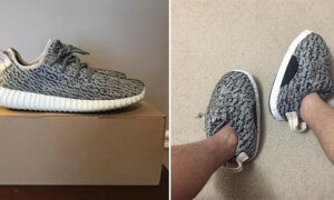 Netizen Buys Limited Edition Adidas Sneakers Online, Gets The Troll Of His Life - World Of Buzz