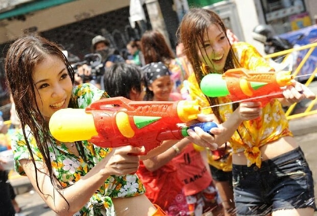 """No Powder, No Water Guns, No Sexy Dress, and No Alcohol"" for Songkran Festival This Year - World Of Buzz 3"