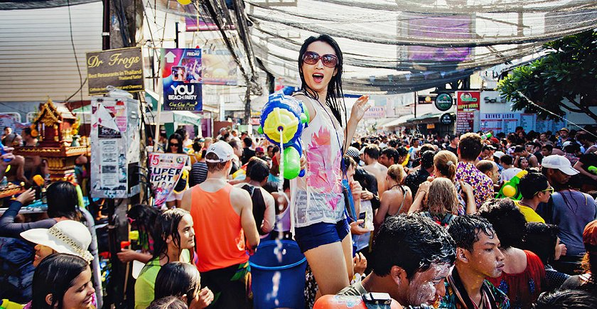 """No Powder, No Water Guns, No Sexy Dress, and No Alcohol"" for Songkran Festival This Year - World Of Buzz 4"