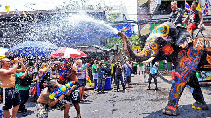 """No Powder, No Water Guns, No Sexy Dress, and No Alcohol"" for Songkran Festival This Year - World Of Buzz 5"