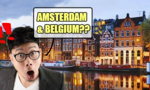 Posting Something Blue Can Win You A FREE Trip To Amsterdam And Belgium! - World Of Buzz 1