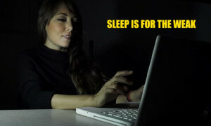 Researchers Have Proven That Those Who Sleep Late Are Intelligent And Creative - World Of Buzz 4
