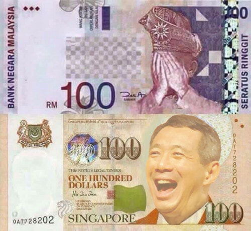 Singapore Dollar Hits Highest Record In History Against Malaysian Ringgit - World Of Buzz 3
