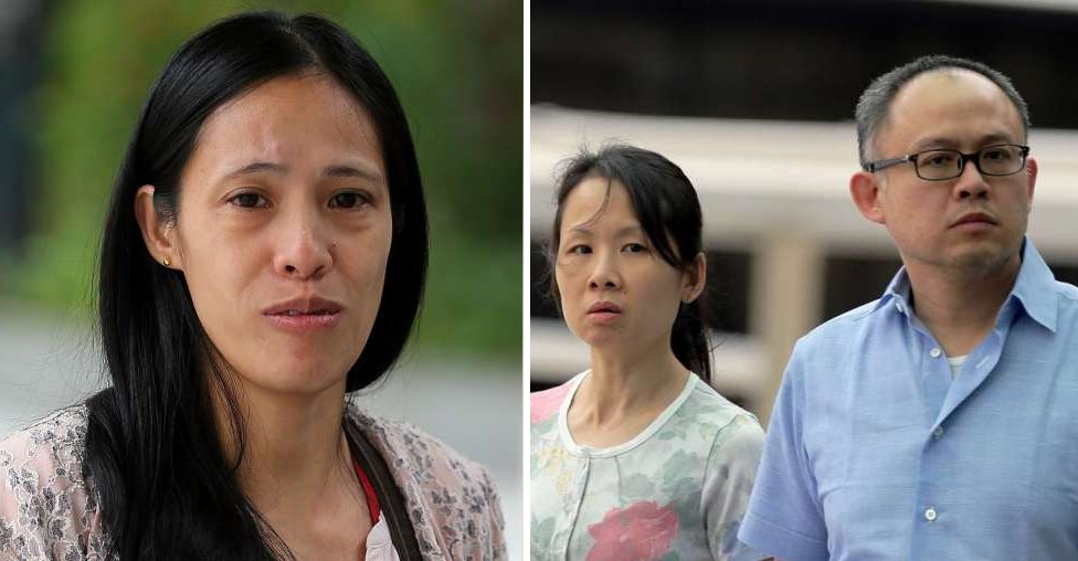 Singaporean Couple who Starved their Maid for a Year Sentenced to Jail - World Of Buzz
