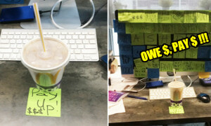 Singaporean Guy Savagely Trolled by His Colleagues over $2.50 Iced Milo - World Of Buzz