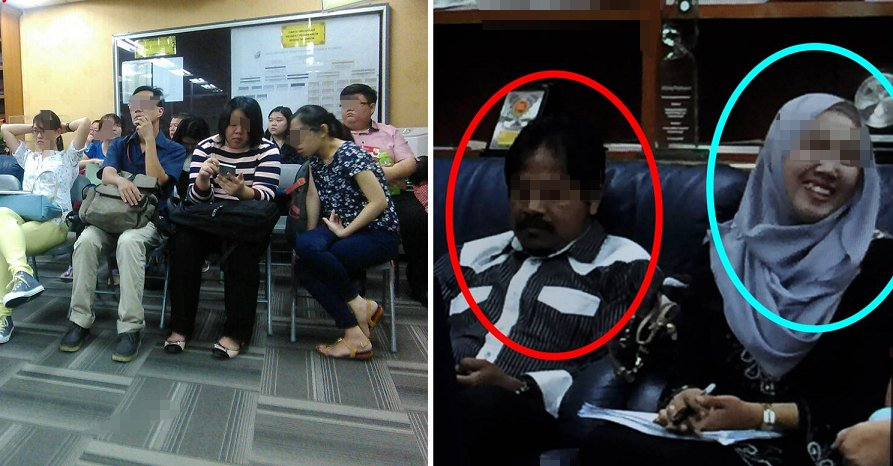 This Young Man's Experience In The Selangor SPR Office Will Shock You - World Of Buzz