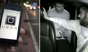 Uber CEO Shaming An Uber Driver In A Heated Argument Caught On Dashcam - World Of Buzz