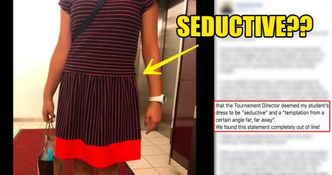 12 Year-Old Girl Barred from National Chess Competition for Wearing 'Seductive' Dress - World Of Buzz