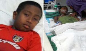 Abused Schoolboy from Johor Passes Away - World Of Buzz