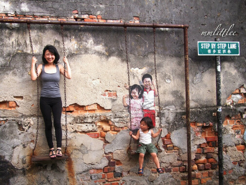 George Town's Wall Art is the ONLY Asian Destination Featured in Lonely Planet's Book - World Of Buzz 1