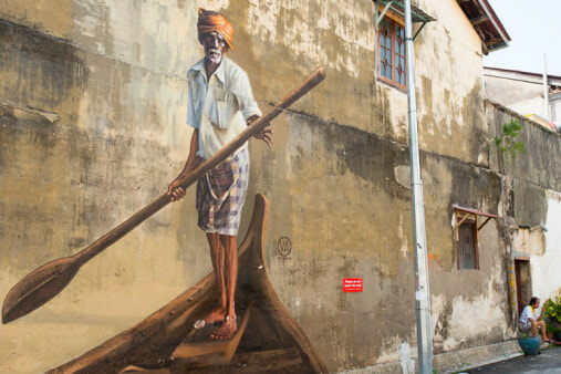 George Town's Wall Art is the ONLY Asian Destination Featured in Lonely Planet's Book - World Of Buzz 2