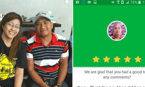 Grab Driver Helps Woman Reach Hospital to Say Goodbye to Dying Son - World Of Buzz 4
