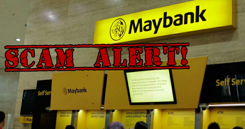 If You Have a Maybank Account, You Should Read This - World Of Buzz 2