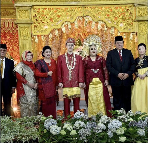Indonesian Girl Marries Her South Korean Prince Charming in Unique Nikah Ceremony - World Of Buzz 1