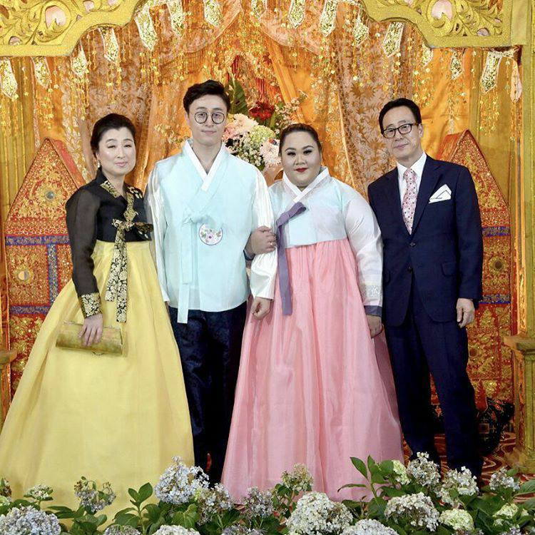Indonesian Girl Marries Her South Korean Prince Charming in Unique Nikah Ceremony - World Of Buzz 2